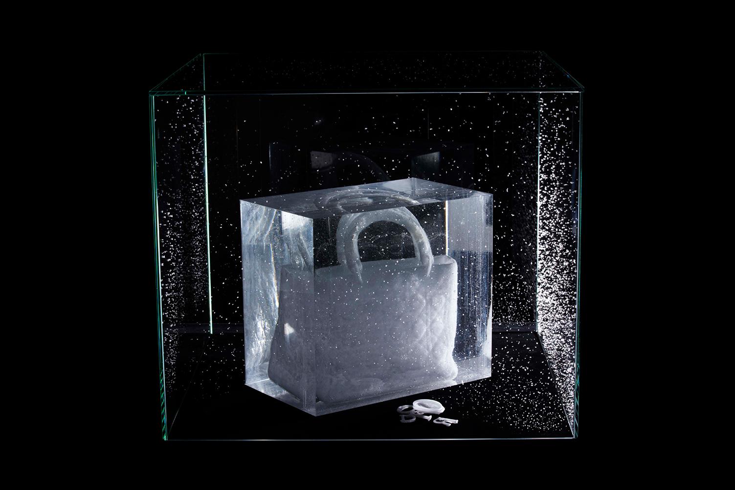 © Dior, Kunstwerk von Aiko Miyanaga als Teil der Lady Dior As Seen By Ausstellung