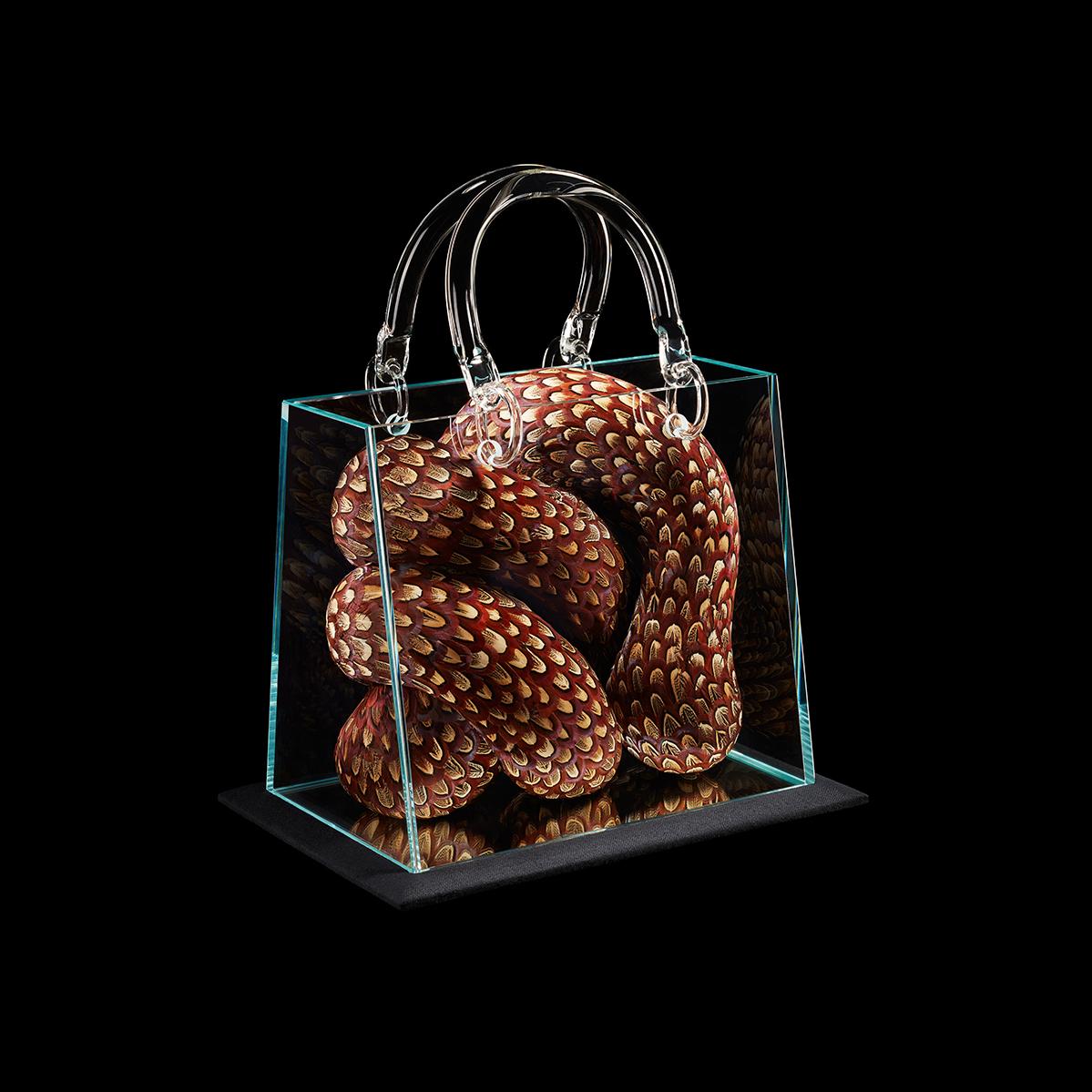 © Dior, Kunstwerk von Kate MccGwIRE als Teil der Lady Dior As Seen By Ausstellung