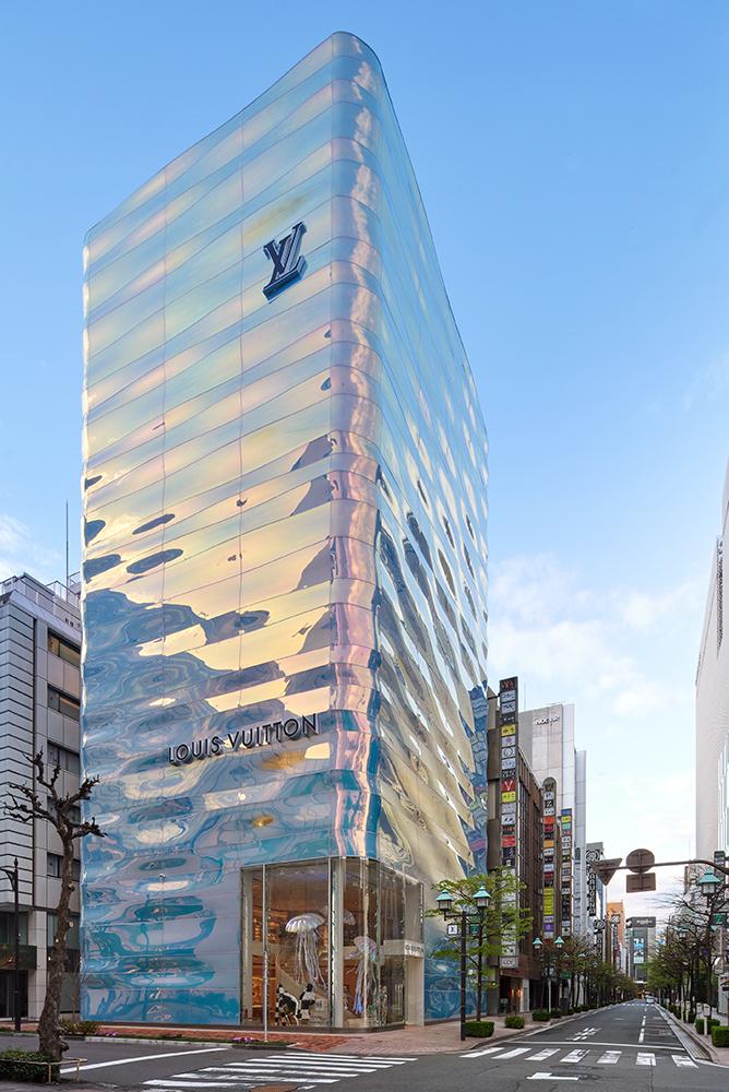 Louis Vuitton in Tokio, ©  Daici Ano