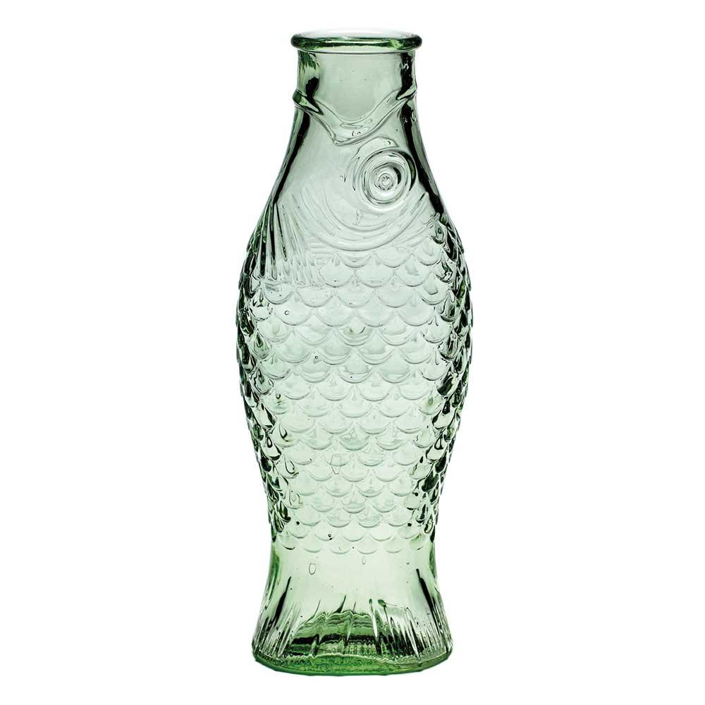 Serax Fisch Glasflasche PAOLA NAVONI